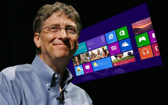 Bill Gates Says Windows Doing Well Out Him Digital