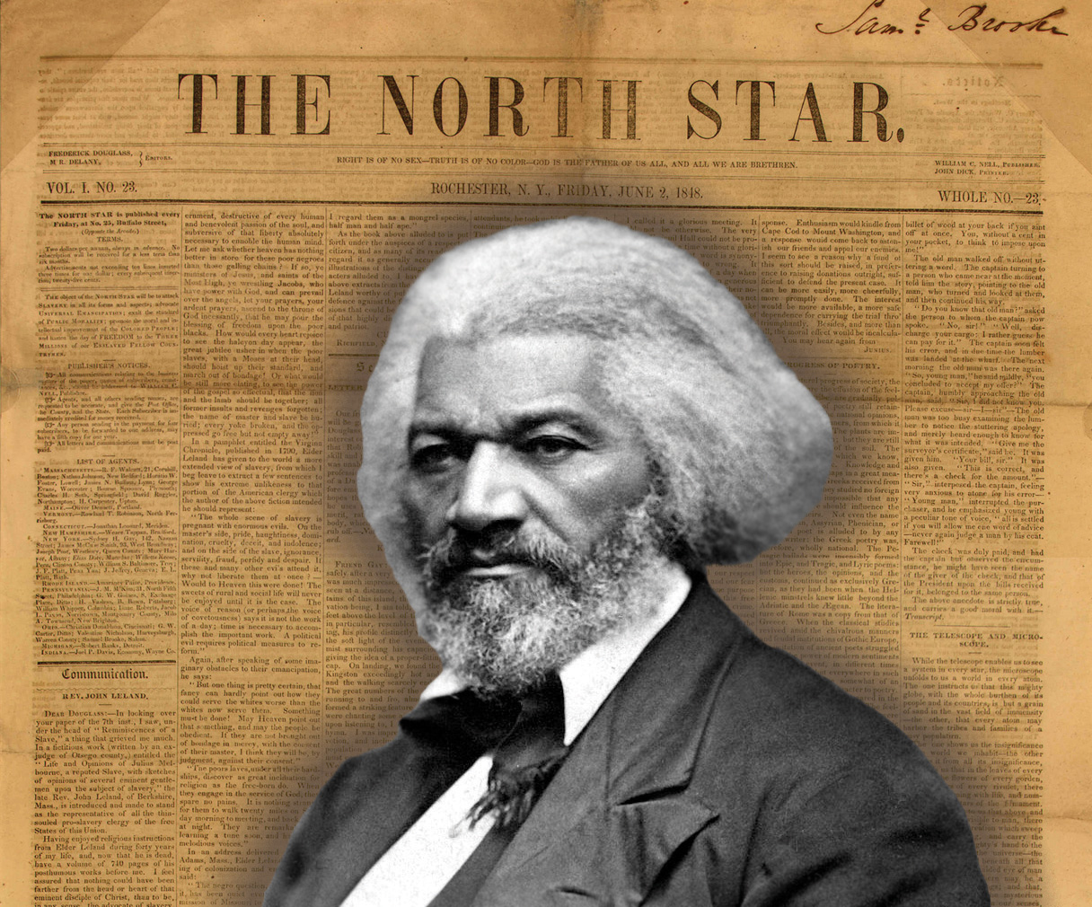 frederick douglass and the reform movements The stories of these historical giants have three associations particularly relevant to the work of education reform.