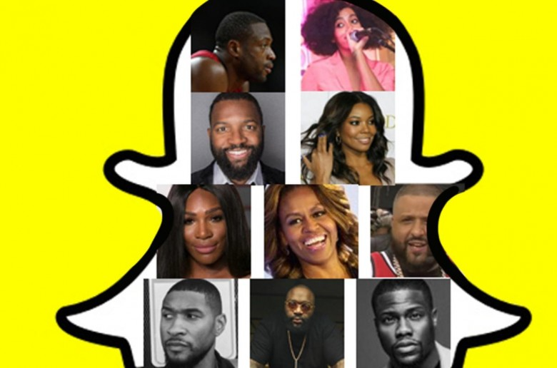 Has black snapchat replaced black twitter