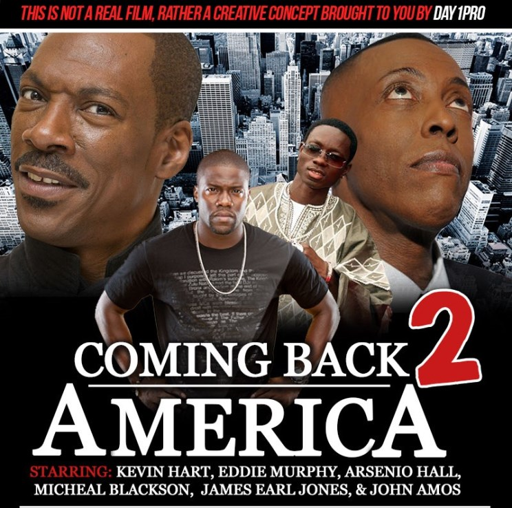 Coming to America 2 Coming Back 2 America