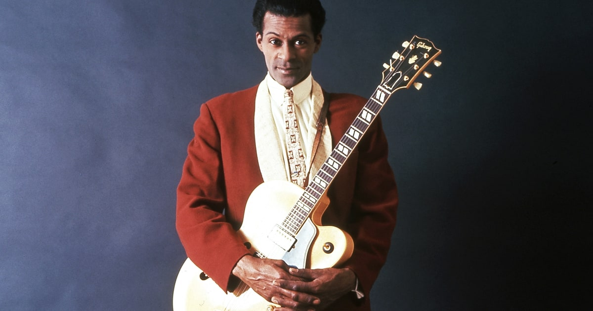 Business Savvy Chuck Berry's Estate Estimated at $50 Million