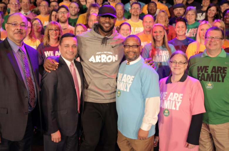 lebron school in akron 7