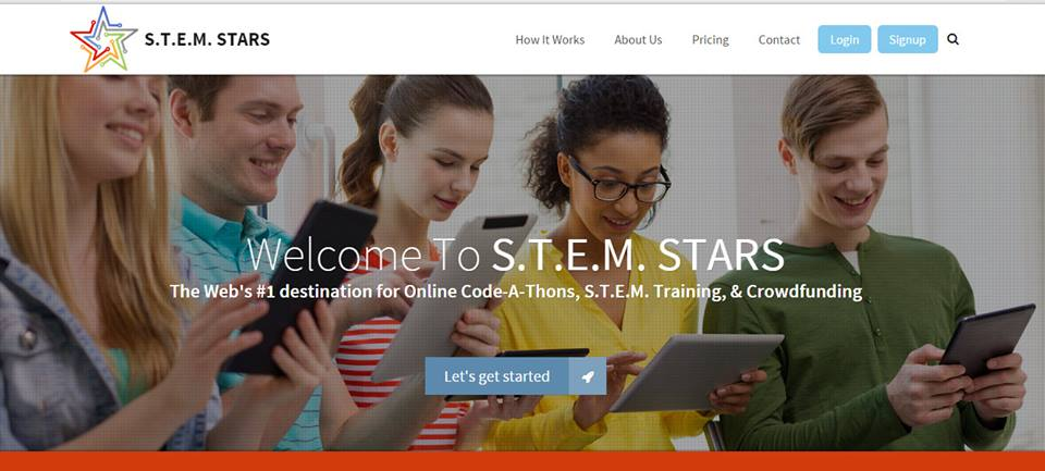 STEM STARS Education Home