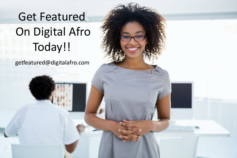 Digital Afro is featuring entrepreneurs of color!