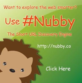 Try Nubby: The Short URL Discovery Engine!