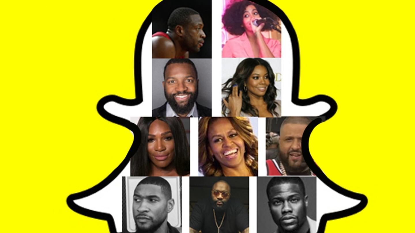 Has black snapchat replaced black twitter?