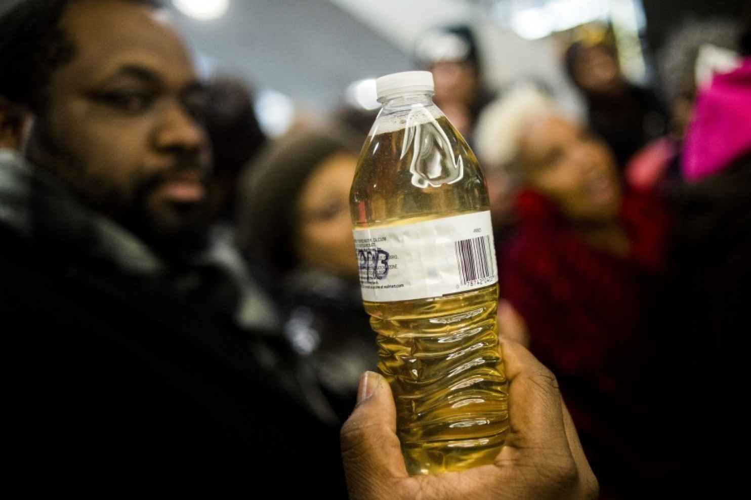 Flint threatening 8,000 residents with foreclosure if they don't pay for poison water.