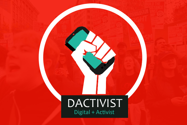 Dactivist : Creating Social Change Through Technology