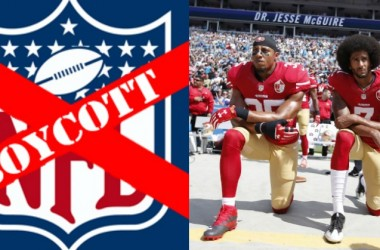 Should Blacks boycott the NFL for their treatment of Colin Kaepernick