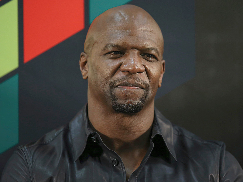Actor Terry Crews Reveals how he's been fondled by Hollywood Producers