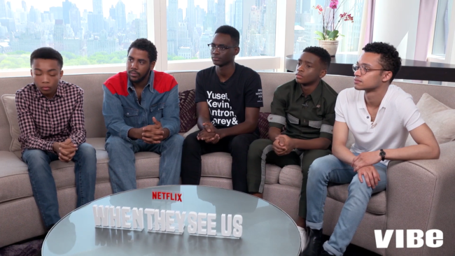 When they see us actors